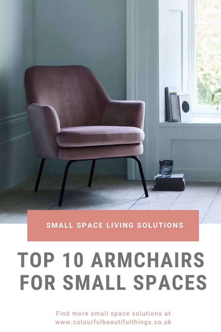 Top 10 Compact Armchairs For Small Spaces Compact Armchair Arm