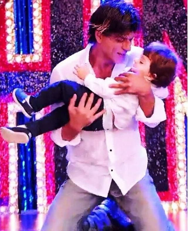 The cutest baby on the planet earth , AbRam Khan is being loved by each and all. Here are 7 facts you may not know about this toddler :1. Shah Rukh Khan's Youngest son AbRam Khan was born on May 27, 2013.2. AbRam Khan is one of the most famous celebrity kid who got the attention of