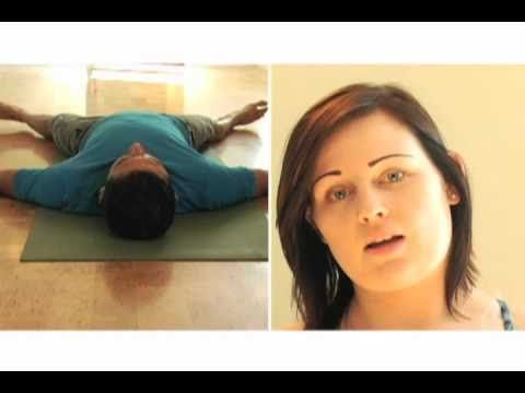 Savasana Resting Pose Tip. Improve your Moksha Yoga practice of Savasana.