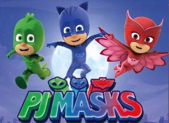 Pj Masks 350x255 Jpg 350 215 255 Chiquitin Pinterest