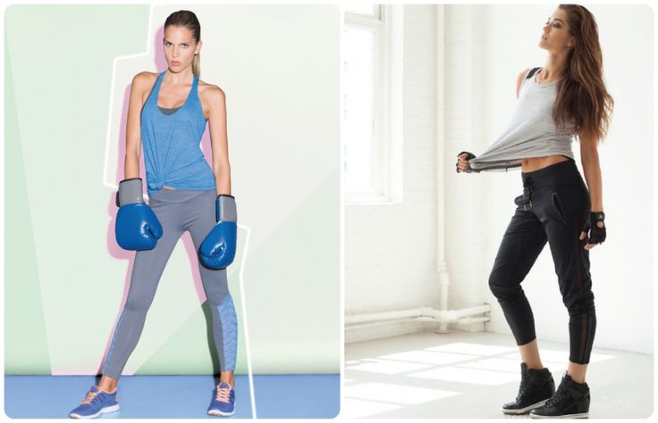 8 hot new fitness fashion brands to sweat in this spring