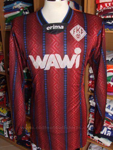 FK Pirmasens Fora camisa de futebol (unknown year)