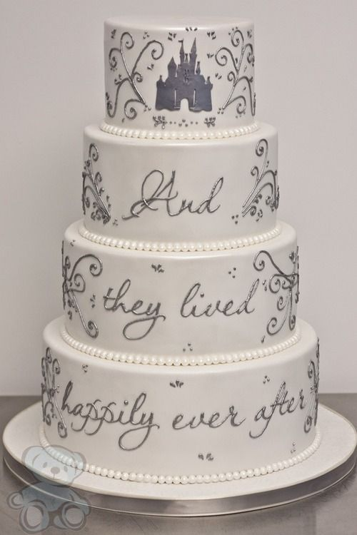 Perfect Disney cake. Perfect..