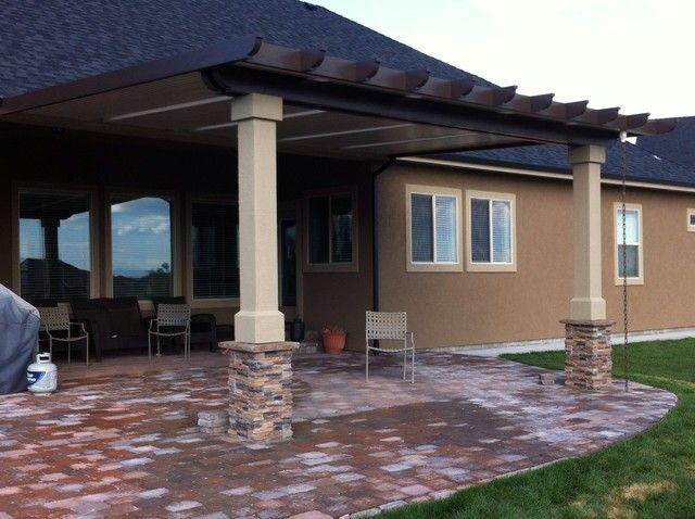 Duralum Patio Cover Panels Google Search Patio Covers