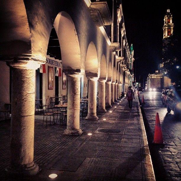 Mérida in Yucatán