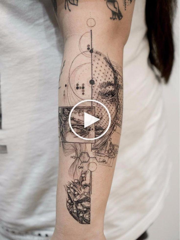 25++ Tatouage avant bras exterieur femme trends