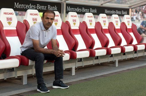 Jos Luhukay hat keine Lust mehr, Trainer beim VfB Stuttgart zu sein. Am…