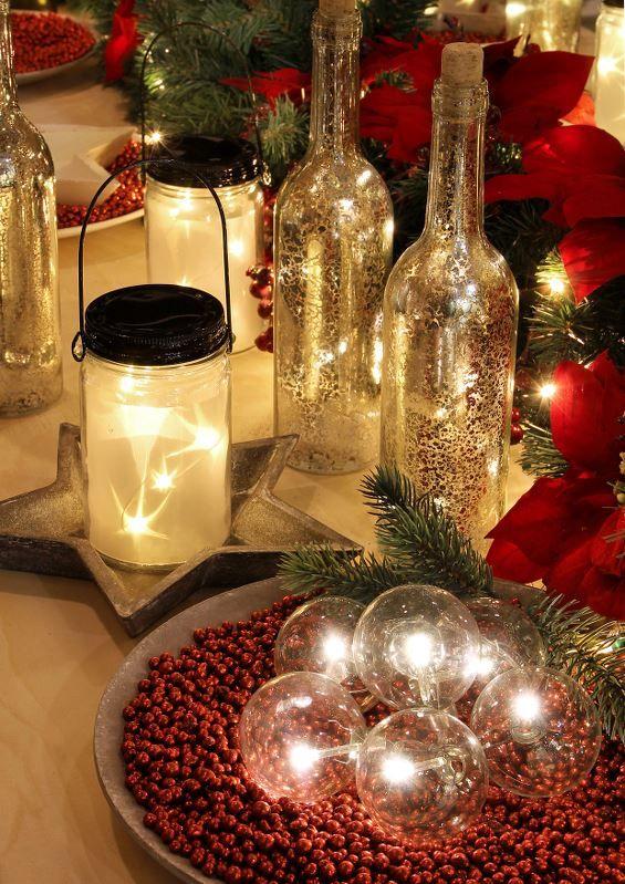 Til jul og advent vil vi pynte litt ekstra, og da er belysning en viktig stemningsskaper