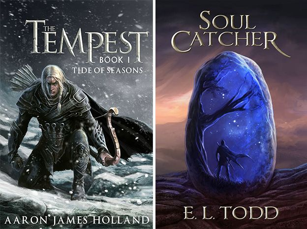 Fantasy Book Cover Artists For Hire : The best freelance book cover designers for hire in