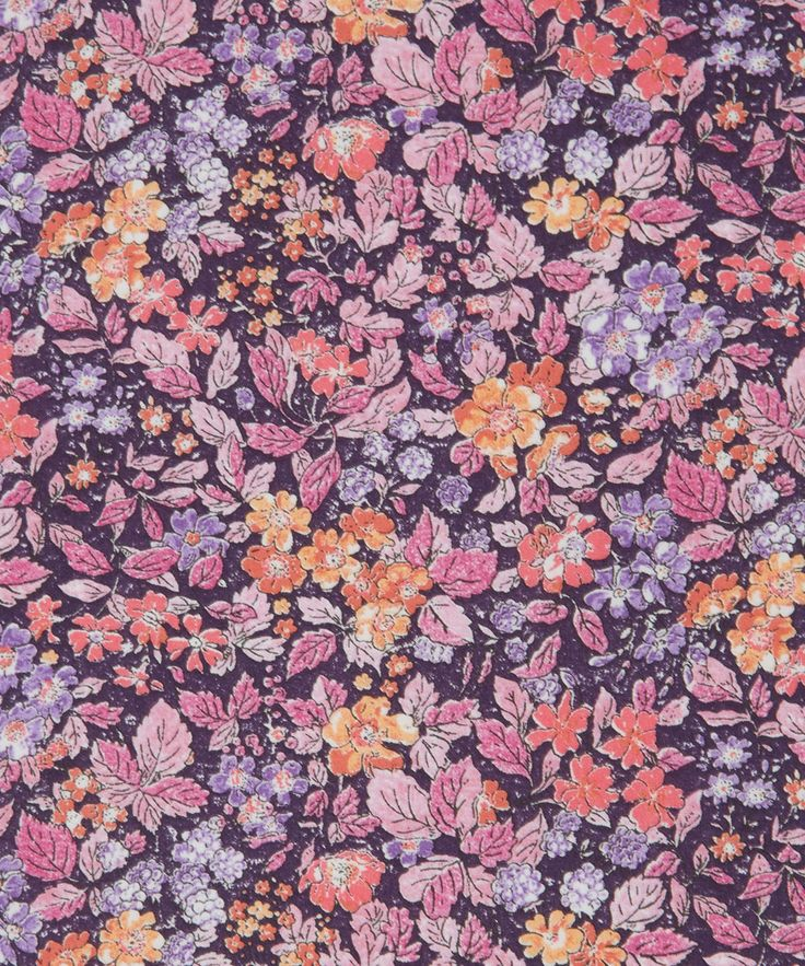 Liberty Art Fabrics Prince George B Tana Lawn Cotton | Fabric | Liberty.co.uk