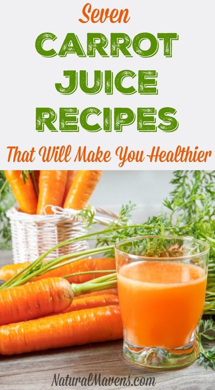 https://www.naturalmavens.com/carrot-juice-recipes/