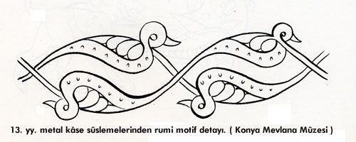 RUMİ - Motif Handycrafts