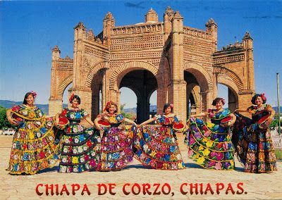 MEXICO (Chiapas) - Parachicos in the traditional January feast of Chiapa de Corzo (UNESCO ICH)