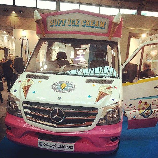 Famous ice-cream UK catering van, in Rimini also  Iconosquare – Instagram webviewer