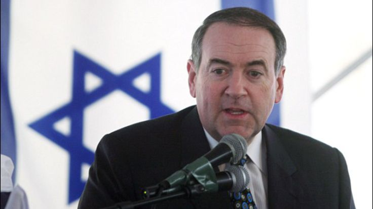 Mike Huckabee will be ambassador to Israel and move U.S. embassy to Jerusalem