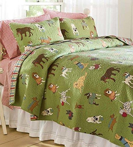 Queen Doggone Good Time Sheet Set       >>>>> Buy it now    http://amzn.to/2bqHSw7