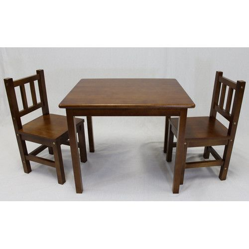 Found It At Wayfair   Kids 3 Piece Table And Chair Set