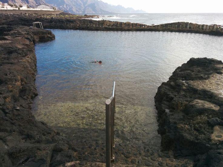 1000 images about piscinas naturales de canarias en for Piscinas naturales gran canaria