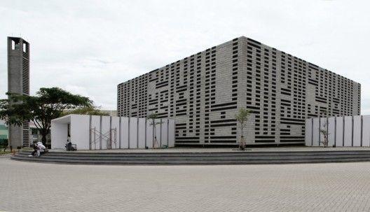 Architects: PT. Urbane Indonesia  Location: Kota Baru Parahyangan, Padalarang, Jawa Barat, Indonesia  Principal Architect: M. Ridwan Kamil  Project Team: Fahry Adhitya  Client: PT. Belaputera Intiland  Site Area: 8,000 sqm  Project Area: 970 sqm  Project Year: 2010  (archidaily)