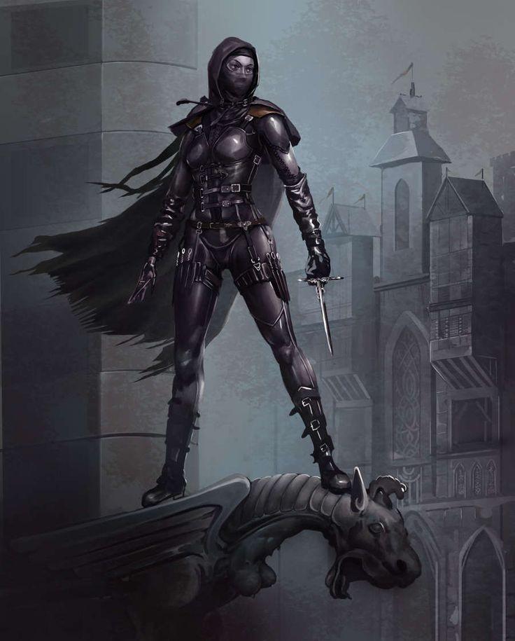 Chronicles of Aerthe - Shadow Players Guide - Rogue Blade Games | DriveThruRPG.com