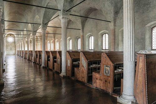 La Biblioteca Malatestiana nella top ten di Wiki Loves Monuments 2016