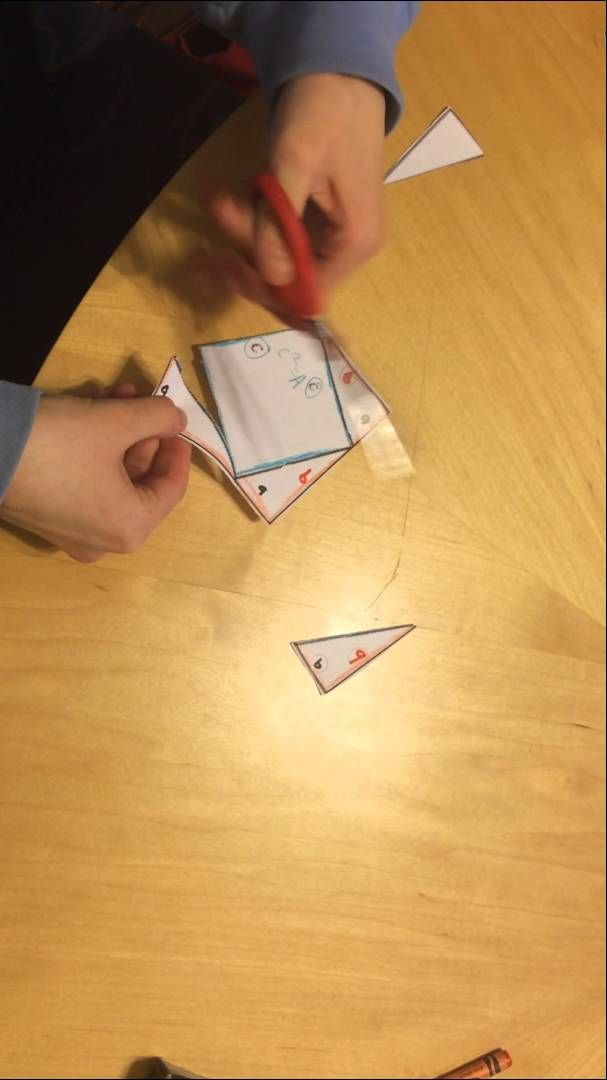 Geometry proof project