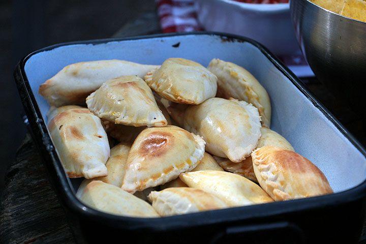 Empanadas mit Thunfischfüllung