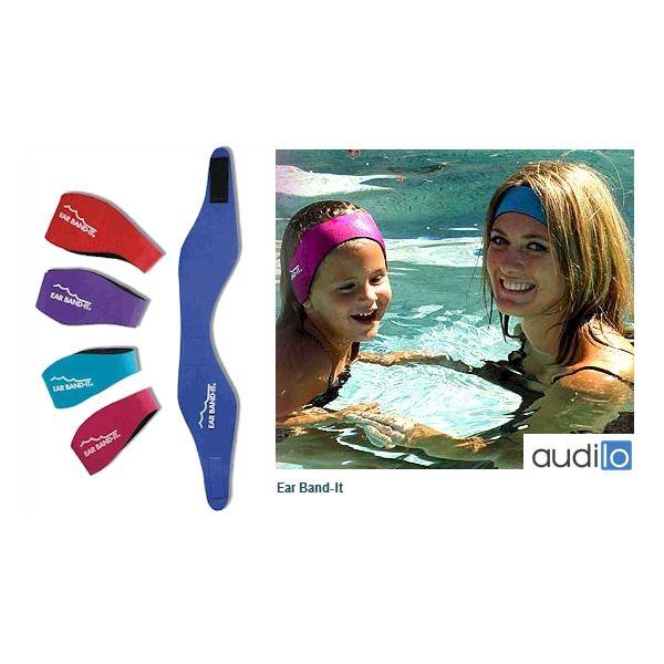 Ce bandeau a été conçu pour vous assurer une protection complète lors du bain, la douche ou toute activité aquatique!