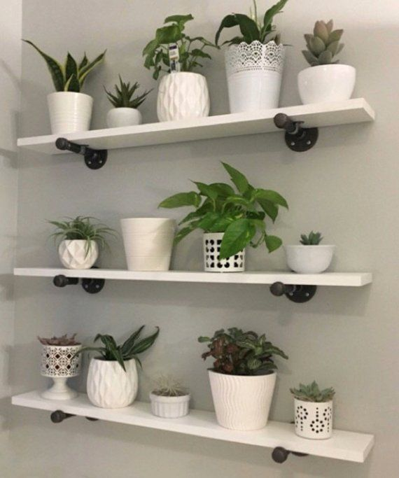 Pin On Shelving For House