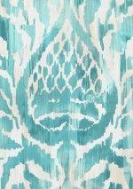 35,21€ Preço por rolo (por m2 6,64€), Papel de parede vinílico, Material base: Papel de parede TNT, Superfície: Liso, Vinil, Efeito: Mate, Design: Damasco floral, Cor base: Branco creme, Bege acinzentado claro, Cor do padrão: Turquesa pastel, Azul turquesa, Azul água, Características: Boa resistência à luz, Lavar com detergente indicado, Baixa inflamabilidade, Removível, Colar na parede