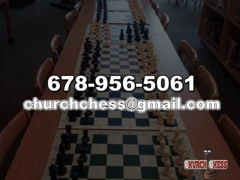 We are a Christian based Chess Program serving metro Atlanta Ga. We would love to bring this wonderfully, fun, Christian program to your church. Contact us for info. We also franchise and would love to help your start your own Church Chess program in your community! www.churchchess.com 678-956-5061