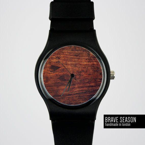 WATCH+Wood+Watch+Wooden+Watch+Women+Wooden+Watch+by+BraveSeason