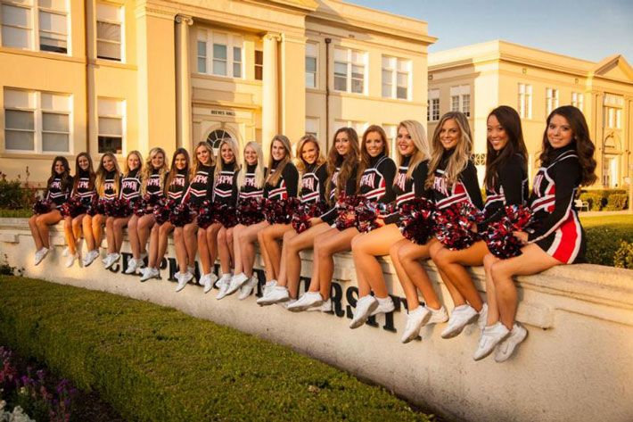 cheer team picture poses - Google Search