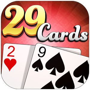 29 Card Game APK Latest Version Free Download Online Now For Android.it is also called 28 sometimes with in rules is a very famous card game