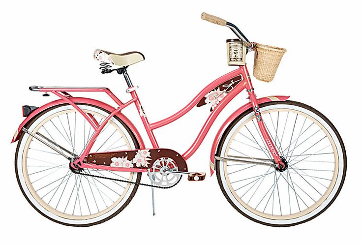 Cruiser Bikes With Baskets For Women quot Beach Cruiser Bike