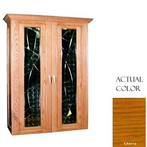 Vinotemp Vino-700lesolei-ch 440 Bottle Soleil Series Wine Cellar With Cornice - Glass Doors / Cherry Cabinet by VinoTemp. $7479.00. Brass finish locks. Solid oak cornice. Digital temperature control. Fluorescent light. Boasts lights and locks for safety and visibility. Vinotemp VINO-700LESOLEI-CH 440 Bottle Soleil Series Wine Cellar With Cornice - Glass Doors / Cherry Cabinet. VINO-700LESOLEI-CH. All Wine Refrigerators. The Le Soleil Wine Cellar by Vinotemp sports trendy...