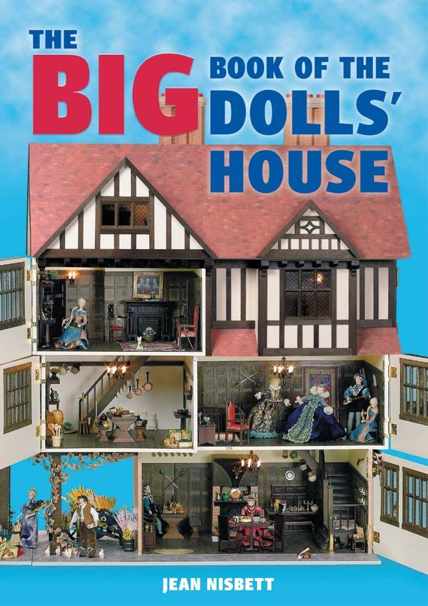 274 best doll house books images on pinterest doll houses the big dolls house book solutioingenieria Image collections