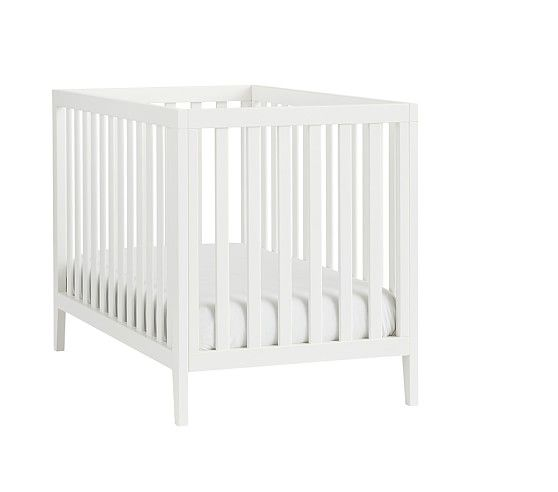 Marlow Crib Pottery Barn Kids Oh Baby Pinterest