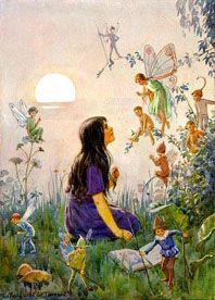 Oltre il 2012 - Verso la Civiltà Galattica: Nel Magico Regno delle Fate e degli Spiriti di Natura.