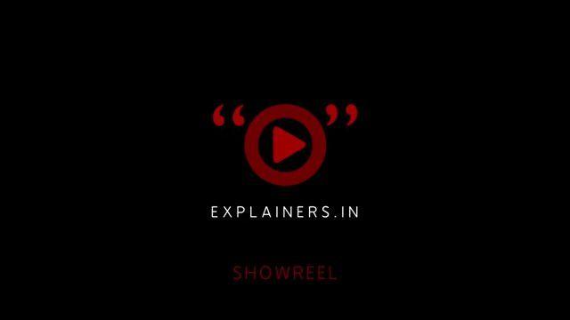 explainers showreel