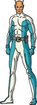 Boyblue's DC Universe:  Chameleon (Reboot Legion) 1990s