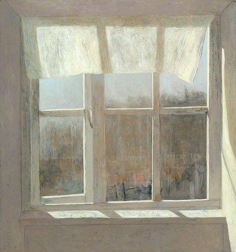 Jan Van Der Kooi, Bedroom Window, June - 2010