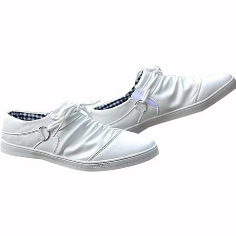 Casual Flat Sneakers