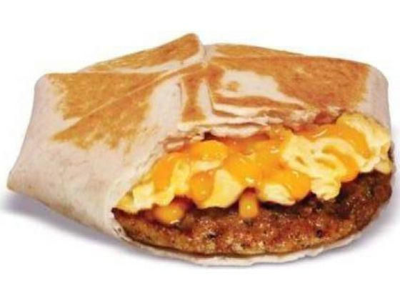 Meet Taco Bell's new breakfast item.