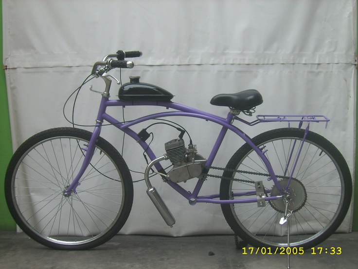 Lady Eco2bike Lila