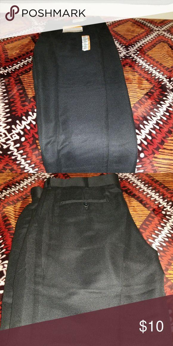 Savane Slacks Savane slacks, never used. Wrinkle free, comfort waist. 34x30 Savane Pants Dress