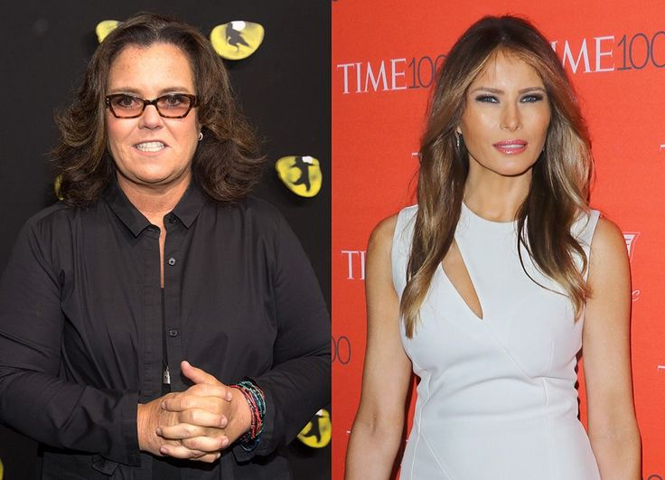 Rosie O'Donnell has apologized to Melania Trump.  Rosie O'Donnell hates Donald Trump, but she is apologizing to his wife, Melania, for sharing a YouTube video speculating that their 10-year-old son has autism.  Rosie O'Donnell tweets her apology toMelania Trump.