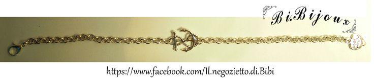 *BI.BIJOUX* SHIPPING WORLDWIDE-LOW PRICES-PAYPAL #handmade #madewithlove #bibijoux #bijoux #accessories #jewels #diy #necklaces #bracelets #rings #earrings #fashion #shopping #accessori #gioielli #collana #collane #necklace #bracciali #bracciale #ring #anello #anelli #fattoamano #braceleti #orecchino #orecchini #ordine #negozio #gift #chain #catena #ancora #anchor