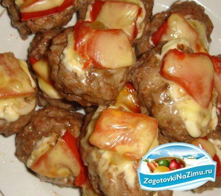 Рецепты блюда из фарша баранины говядины и свинины