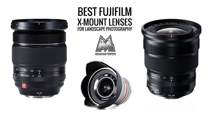 Check out the landscape photographer's guide to the Best Fujifilm X-Mount Lenses! The cream of the crop from Fuji's revolutionary system.